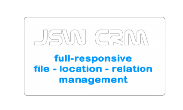 JSW CRM 3 Professional Offer